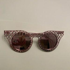 House of Holland Cat Eye Sunglasses